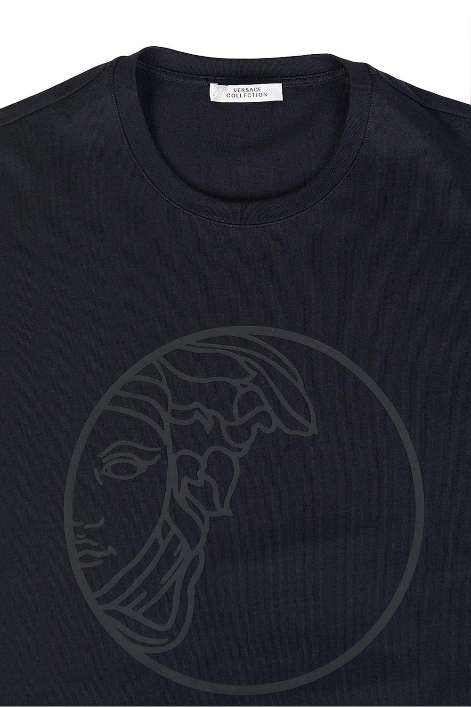 e0549194 Versace Collection Medusa T-Shirt Black