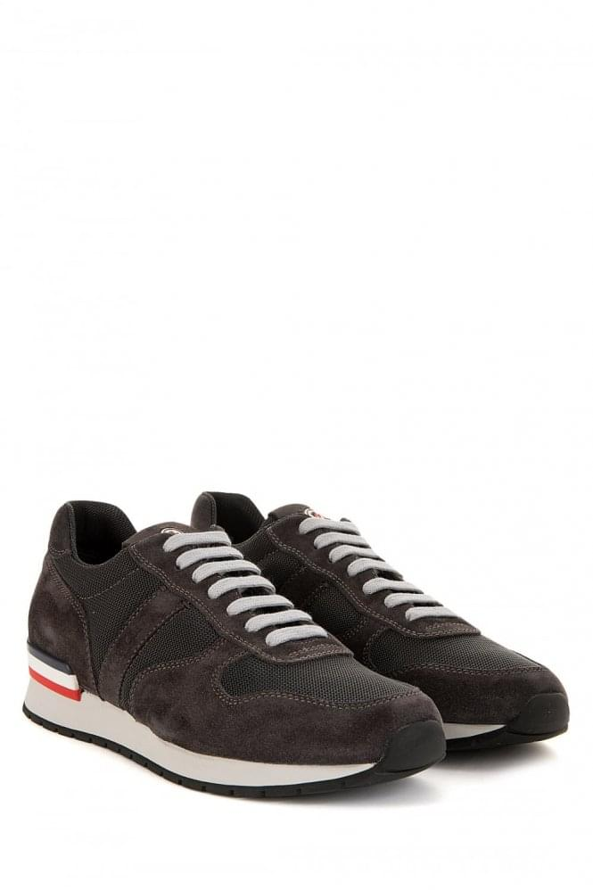 grey moncler trainers